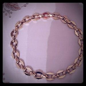14 karat gold  Antique  Choker necklace